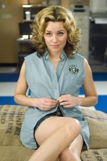 Elizabeth Banks in the Kevin Smith film Zack and Miri Make a Porno