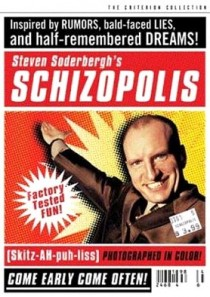 Schizopolis DVD cover