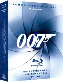 James Bond Blu-ray Volume One
