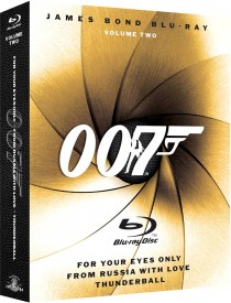 James Bond Blu-ray Volume Two