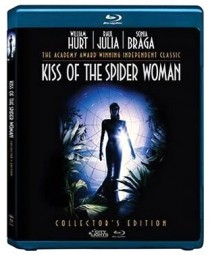 Kiss of the Spider Woman Blu-ray disc cover