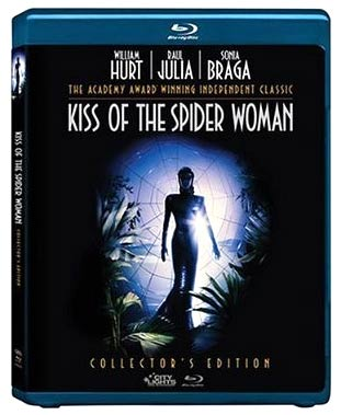 Kiss of the Spider Woman Blu-ray review