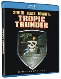 Tropic Thunder Blu-ray cover