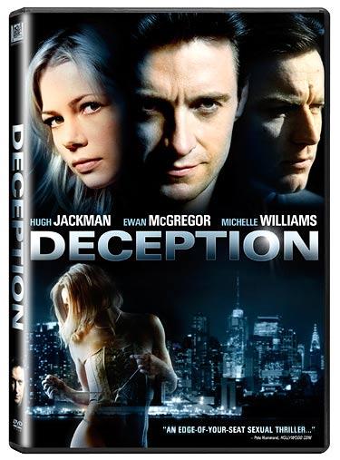 Deception DVD review