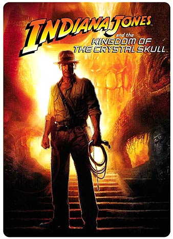 Retail exclusives for Indy's Crystal Skull includes Sideshow quality work