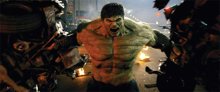 Hulk may fight The Avengers and a clip from a Captain America fan film?