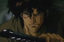 Scene from the 1993 anime Ninja Scroll