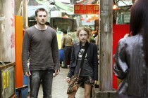 Chris Evans and Dakota Fanning in Push