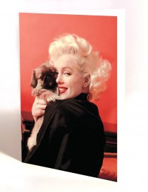 Marilyn Monroe photo copyright Milton H. Greene used with permission