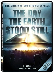 Day the Earth Stood Still DVD cover