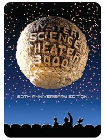Mystery Science Theater 3000 20th Anniversary Edition DVD cover