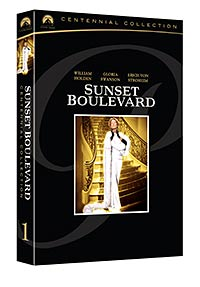 Sunset Boulevard Centennial Collection DVD review