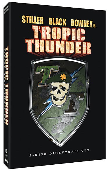 Win one of two Tropic Thunder 2-Disc Director's Cut DVDs