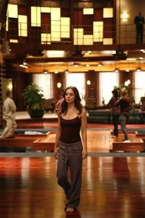 Eliza Dushku plays Echo in the Joss Whedon show Dollhouse