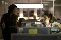 Angela Bassett and Kate Beckinsale in Nothing But the Truth