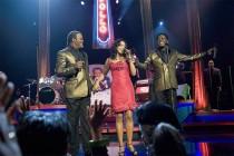 Samuel L. Jackson, Sharon Leal and Bernie Mac in Soulmen