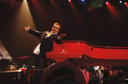 WIN a copy of the new Elton John documentary Tantrums and Tiaras SIGNED BY ELTON JOHN!