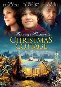 Thomas Kinkade Christmas Cottage DVD
