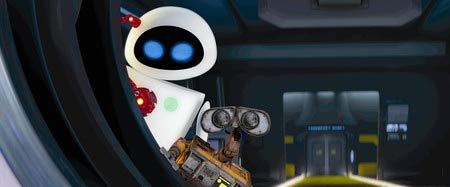 Wall-E Blu-ray disc review