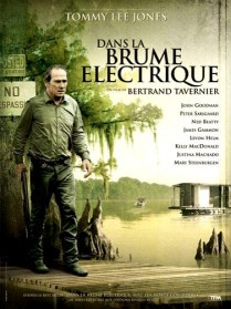 Foreign poster for In The Electric Mist with Tommy Lee Jones