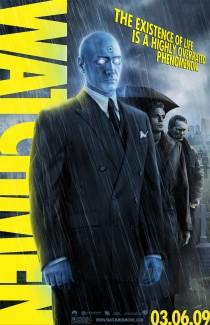 Watchmen Banner Six - Dr. Manhattan
