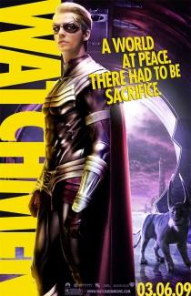 Watchmen Banner Three - Ozymandias