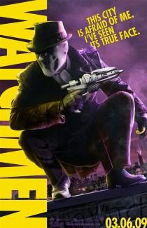 Watchmen Banner Four - Rorschach
