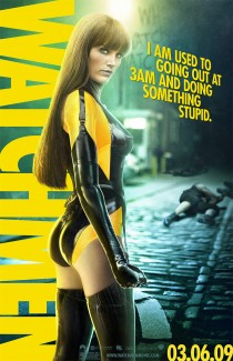 New exclusive Watchmen footage now online free at iTunes