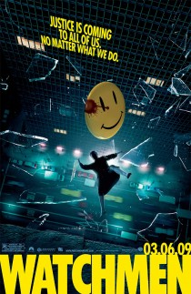 Watchmen Teaser Poster One