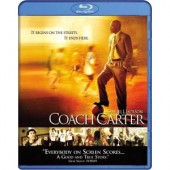 Coach Carter Blu-ray disc review