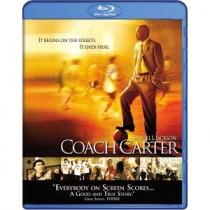 Coach Carter on Blu-ray disc