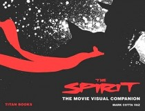 Click the image to order The Spirit The Movie Visual Companion