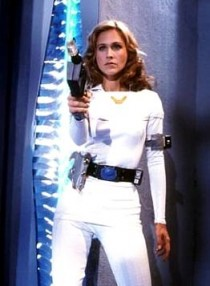 Erin Gray played Wilma Deering in the TV series Buck Rogers in the 25th Century