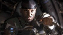 Tyrese Gibson as Machine Gun Joe Mason in Death Race