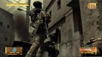 Screenshot from Metal Gear Solid 4