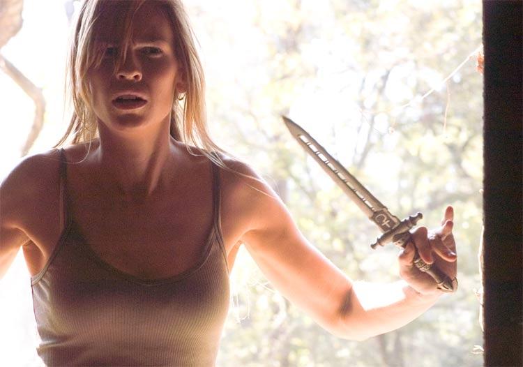Hilary Swank to star in Hammer Films next thriller?