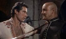 Kerwin Mathews as Sinbad in the 1958 film The 7th Voyage of Sinbad