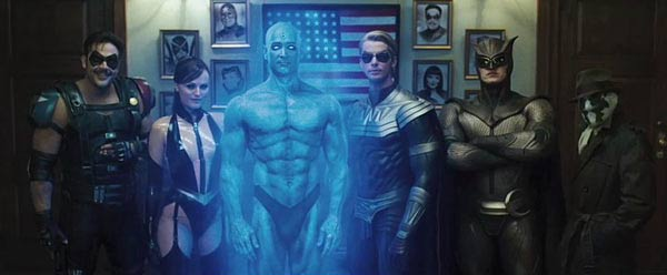 New scenes revealed in UK trailer for Watchmen and other Zack Snyder project updates