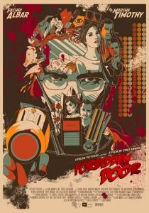 Poster art for Forbidden Door