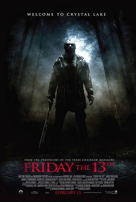 New Friday the 13th remake trailer online