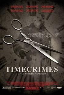 Timecrimes (Los Cronocrimenes) movie poster