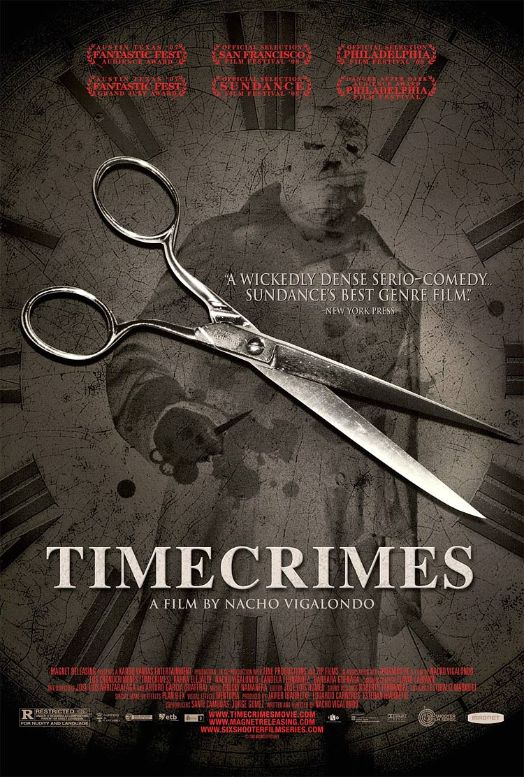 win a timecrimes movie poster signed by director nacho