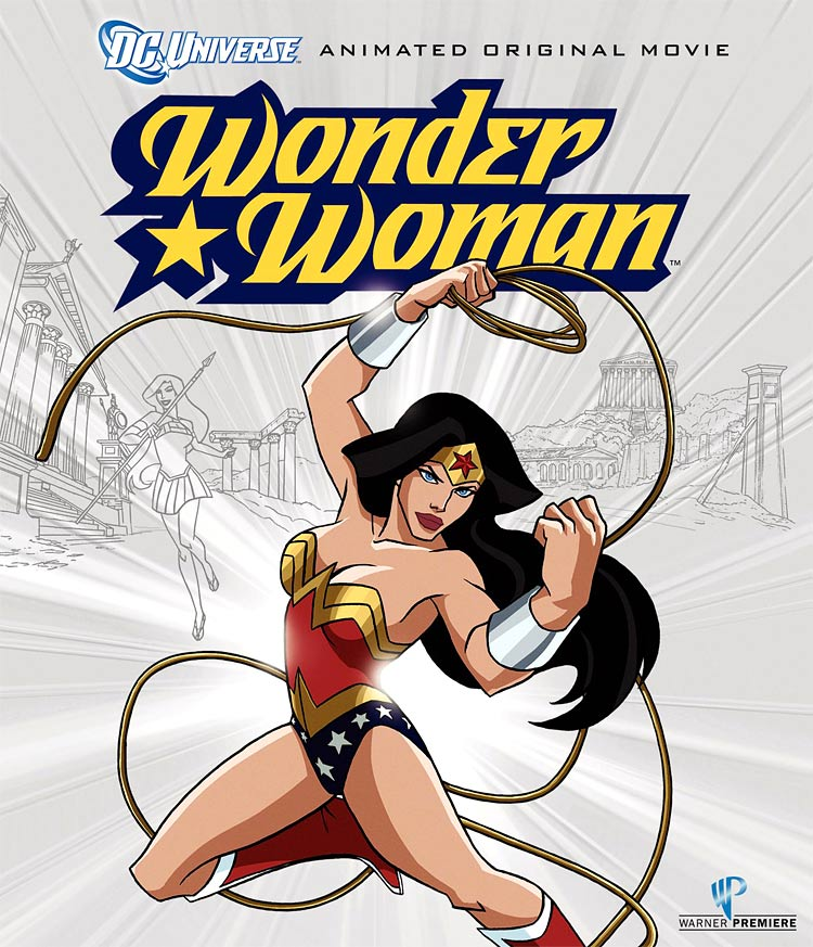 Wonder Woman film to premiere at Comic Con in February 2009
