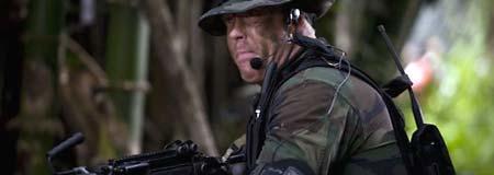 Ken Anderson aka Mr. Kennedy in Behind Enemy Lines: Columbia