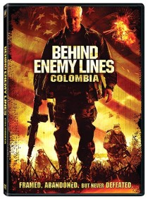 Behind Enemy Lines Columbia DVD cover