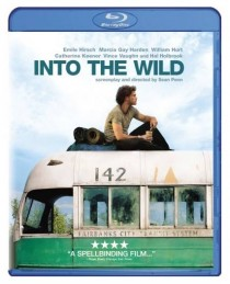 Into the Wild blu-ray release cover