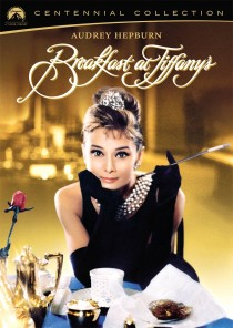 Breakfast At Tiffanys: The Centennial Collection DVD cover