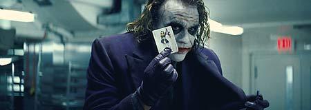 Heath Ledger receives a posthumous Oscar nod for his portrayal of the Joker in The Dark Knight