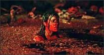 Scene from Neil Marshall film The Descent