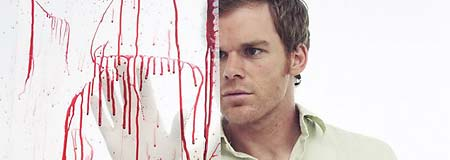 Michael C. Hall is Dexter